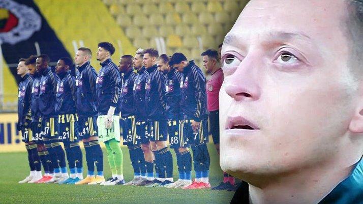 Derbi ve Mesut Özil'in Milli Marş'ı Şubat'a damga vurdu!