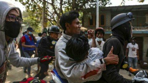 BM: Darbeden bu yana Myanmar'da en az 138 protestocu öldürüldü