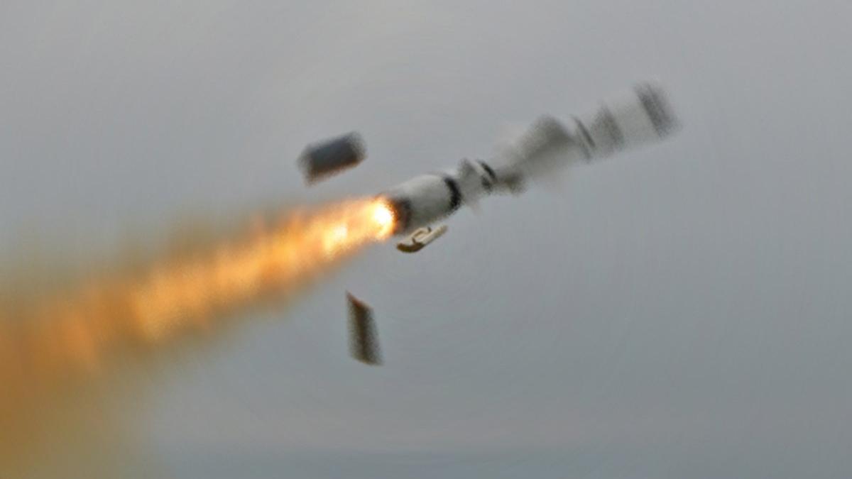 ABD üssüne bir roketli saldırı daha