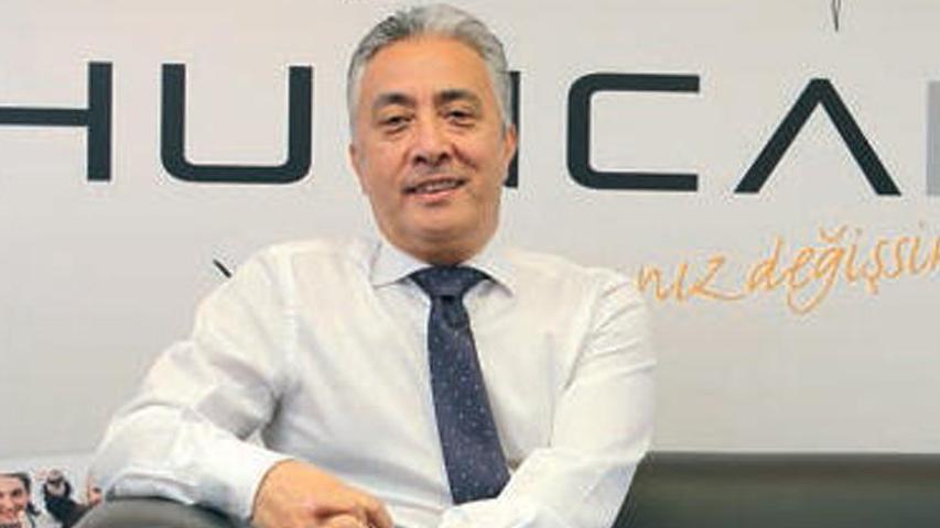 Tuncer Hunca, Galatasaray başkanlığına aday oldu