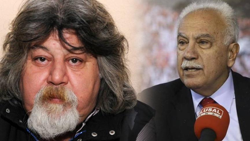 Ahmet Nesin'e Doğu Perinçek'e hakaretten bin 620 TL para cezası
