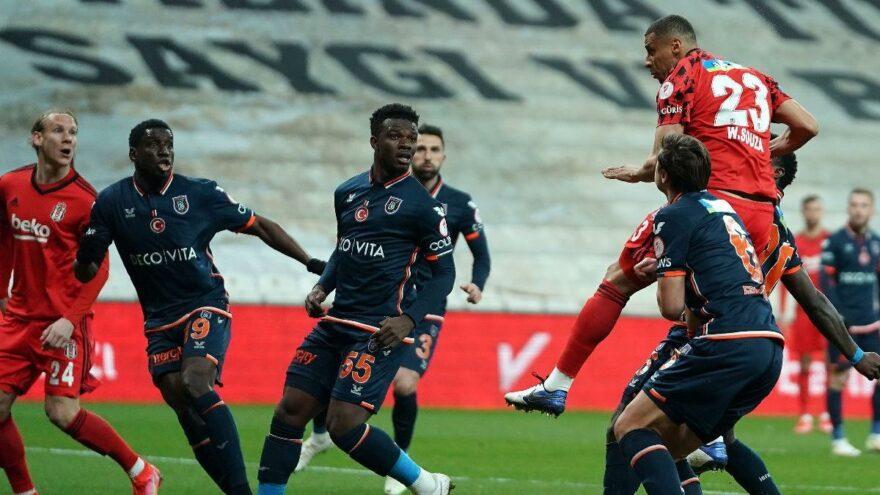 Beşiktaş-Başakşehir maçı nefes kesti… Türkiye Kupası'nda ilk finalist belli oldu