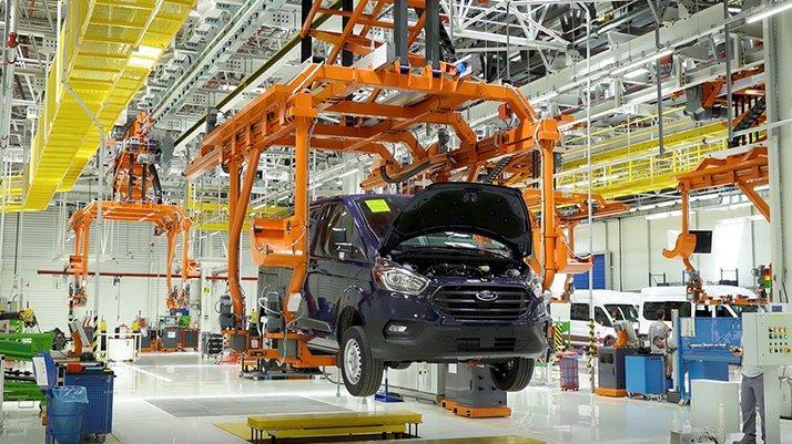 Ford Otosan dev yatırımın ayrıntılarını açıkladı