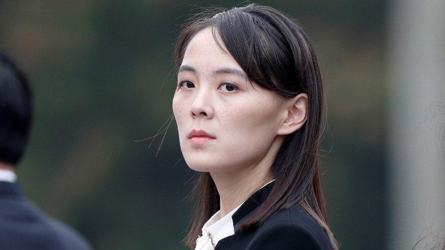 Kim'in kardeşinden ABD'ye uyarı: Rahat uyumak istiyorlarsa bela çıkartmasınlar