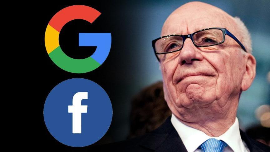 Google'ın ardından Facebook da medya baronuyla anlaşma yaptı