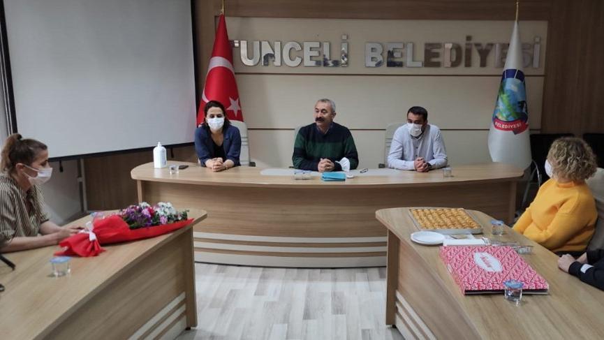 Tunceli Belediyesi'nden çalışanlara yüzde 20 zam