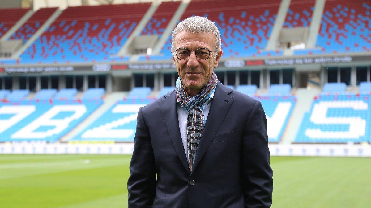 Trabzonspor Başkanı Ahmet Ağaoğlu: Adaletin olmadığı yerde...