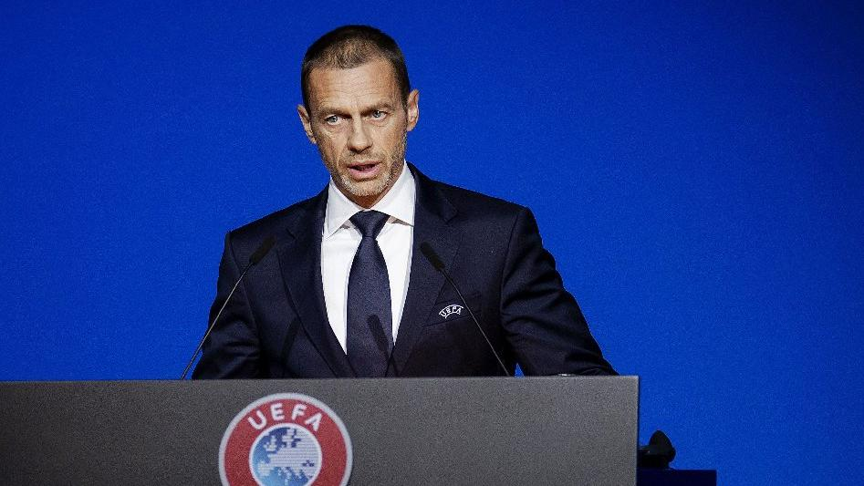 Ceferin'den EURO 2020 açıklaması! 'Seyircili maçları kabul etmeyen ülkelerde oynanmayacak'