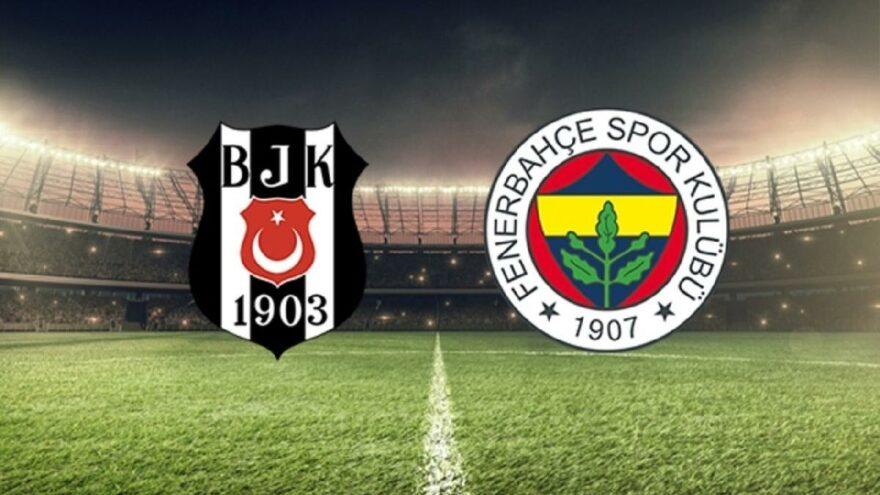 Son dakika   Beşiktaş Fenerbahçe maçının hakemi belli oldu…