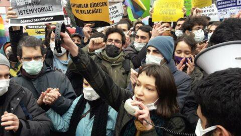 Boğaziçililerin davası öncesi basın açıklaması yasaklandı