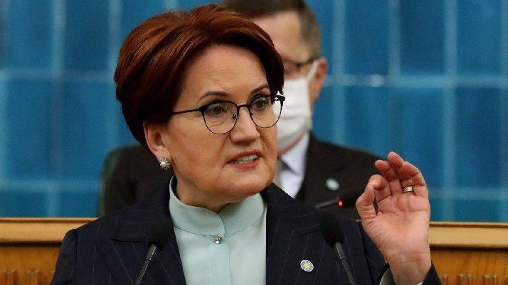 Meral Akşener, Erdoğan'a seslendi: Bak şimdiden uyarıyorum....