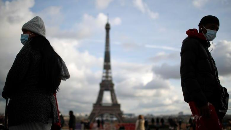 Fransa'da Ekim'den bu yana en yüksek günlük vaka