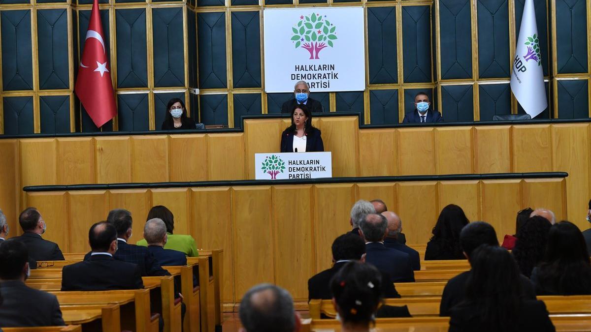 HDP iddianamesinin ayrıntıları belli oldu! 687 kişiye siyasi yasak