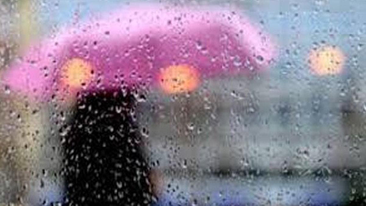 Meteorolojiden yağış uyarısı! Hafta boyu sürecek