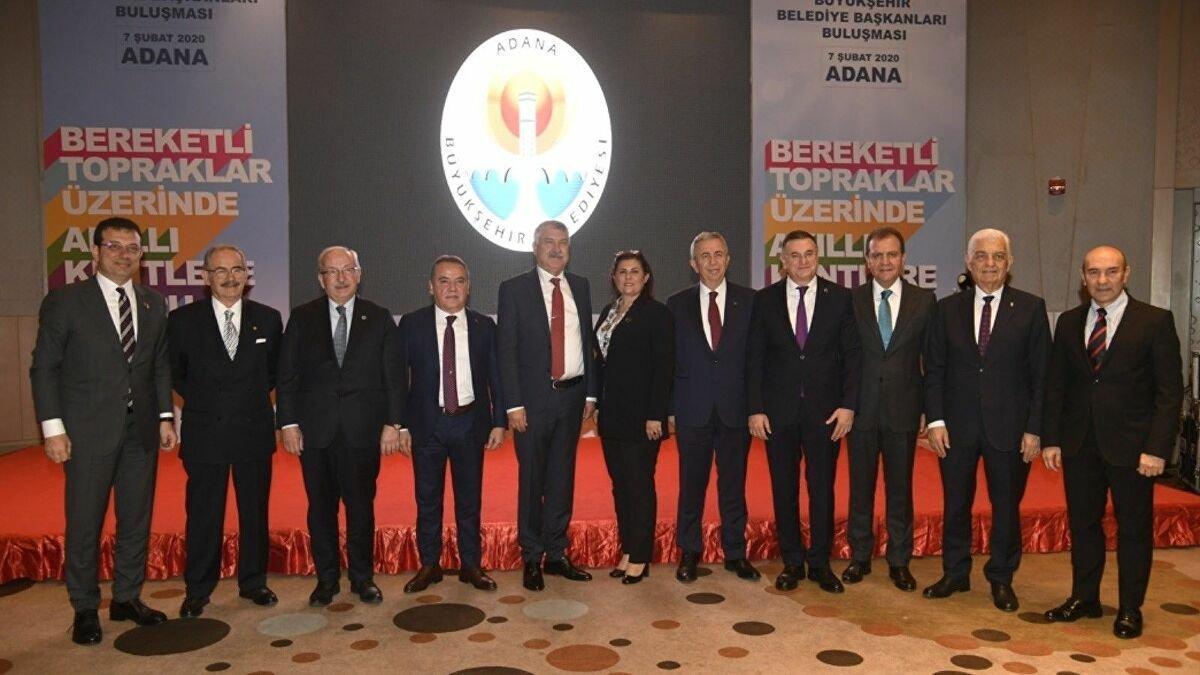 CHP'li Büyükşehir Belediye Başkanları Muğla'da buluşacak