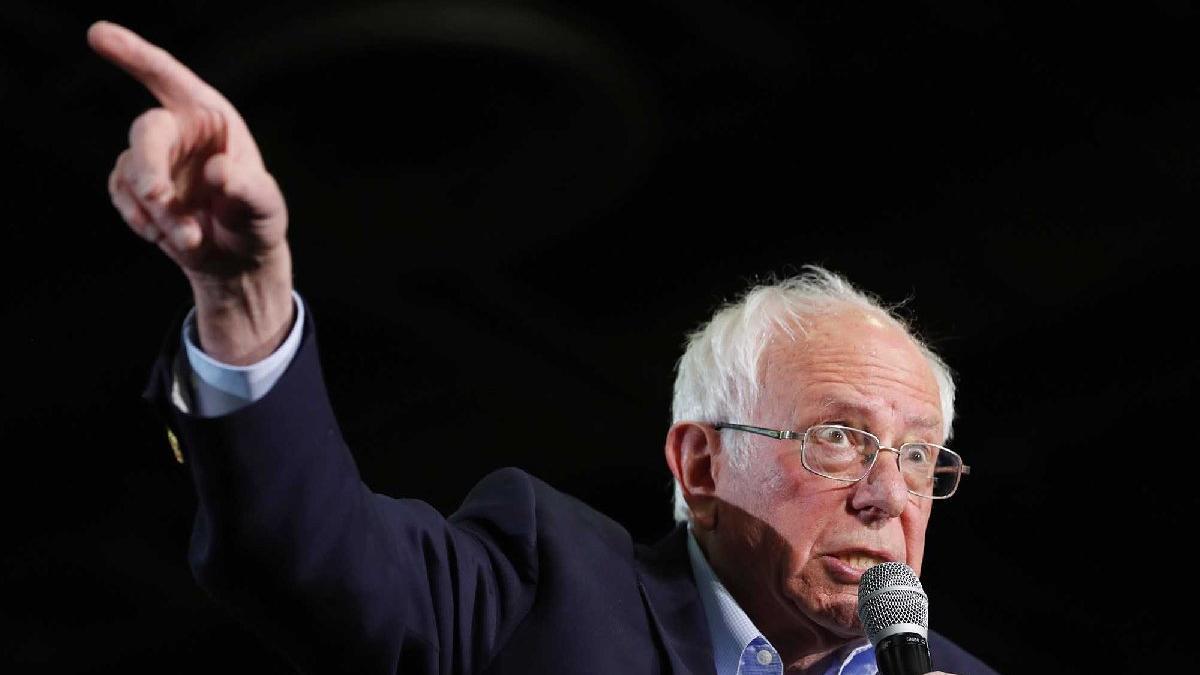 Bernie Sanders'tan salgında servetini katlayan Jeff Bezos'a sert sözler