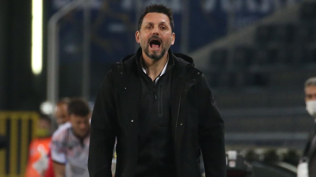 Fenerbahçe Teknik Direktörü Erol Bulut için sezon finali 3