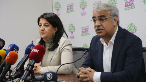 HDP: Dün akşamdan itibaren oylarımız 12 milyona yükseldi