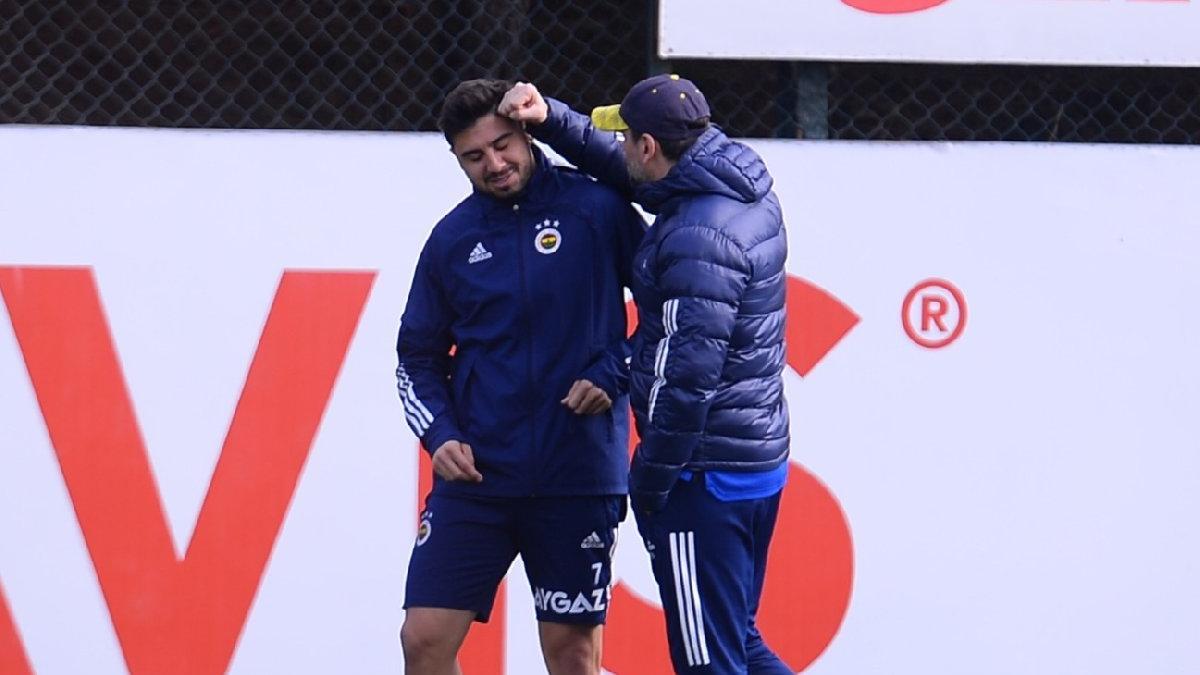 Fenerbahçe'de Beşiktaş derbisinin hazırlıkları sürdü