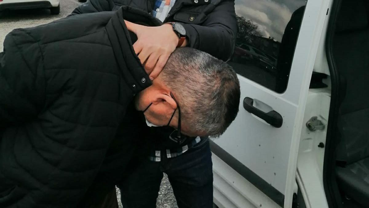 3 yıldır aranan firari albay yakalandı
