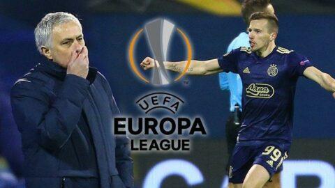 UEFA Avrupa Ligi'nde çeyrek finalistler belli oldu! Orsic, Tottenham'ı yıktı