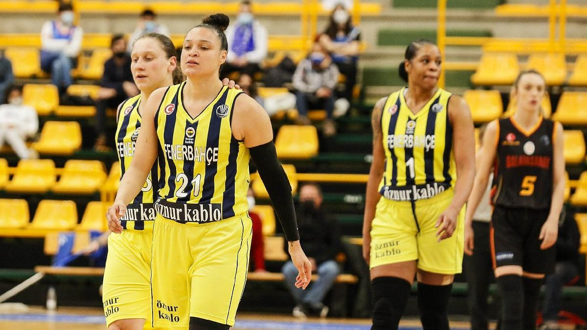 Galatasaray kazandı, Fenerbahçe EuroLeague'de Final Four'a kaldı