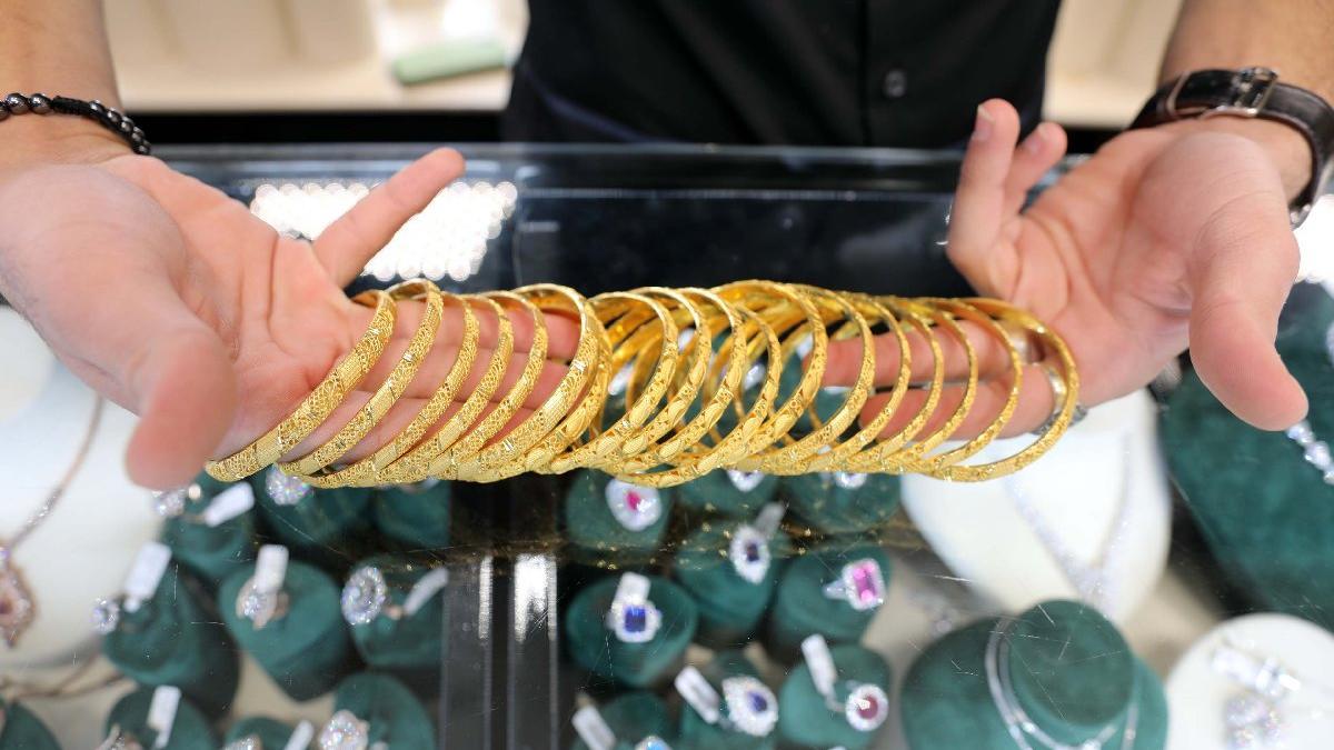 Kuyumcular altın teminatı maddesinin iptalinden memnun