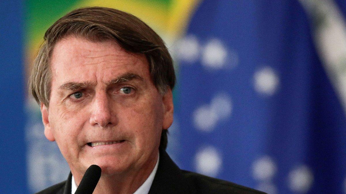 Brezilya lideri Bolsonaro yine ağzını tutamadı: Sadece corona mı öldürüyor