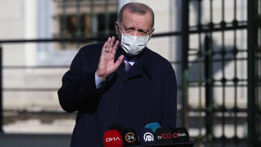 Erdoğan'dan Biden'a 'katil' eleştirisi
