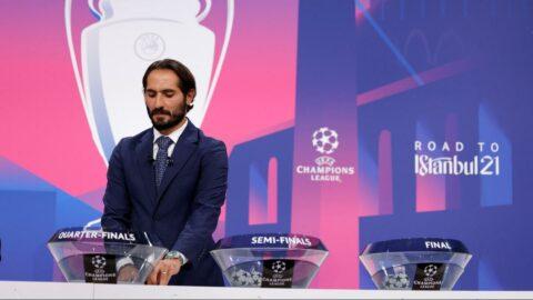 UEFA Şampiyonlar Ligi'nde final yolunu Hamit Altıntop belirledi