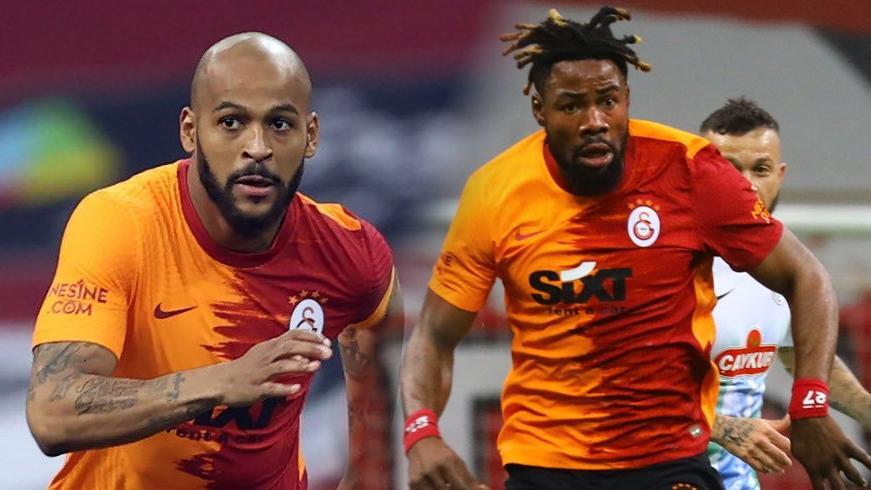Galatasaray hem maçı, hem de Marcao ve Luyindama'yı kaybetti