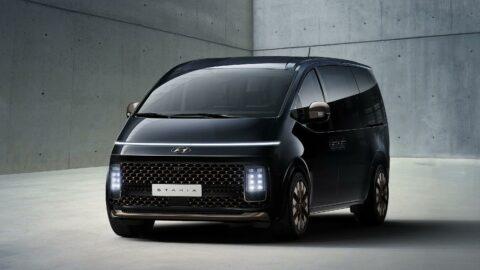 Hyundai'den MPV model atağı : Staria