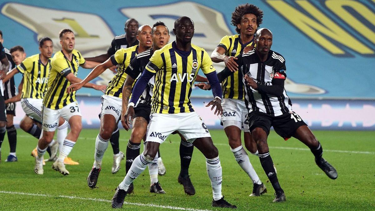 Tarihe damga vuran Beşiktaş-Fenerbahçe maçları