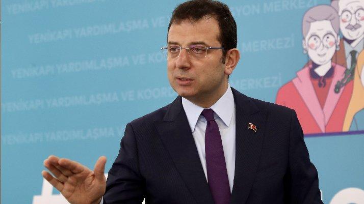 İmamoğlu'ndan 'İstanbul Sözleşmesi' tepkisi