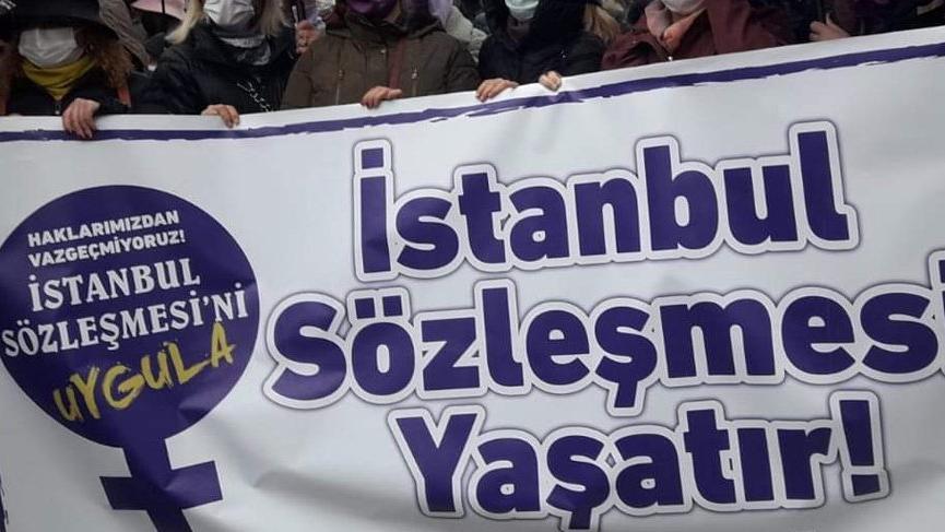 77 ilin barosundan İstanbul Sözleşmesi açıklaması: Fesih kararının Anayasa'da temeli yoktur