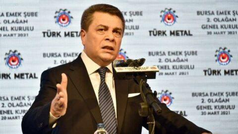 Türk Metal Başkanı Kavlak: Yasalar işverene işlemiyor