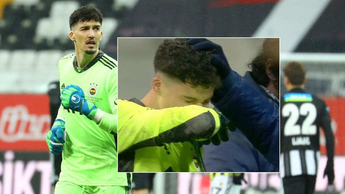 Beşiktaş-Fenerbahçe derbisine Altay Bayındır damgası! Gözyaşlarına boğuldu...