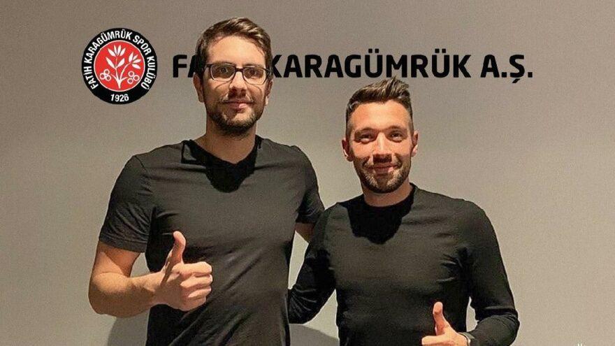 Karagümrük yeni teknik direktörü Francesco Farioli'yi açıkladı