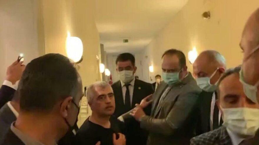 Ömer Faruk Gergerlioğlu TBMM'de gözaltına alındı - Son dakika haberleri
