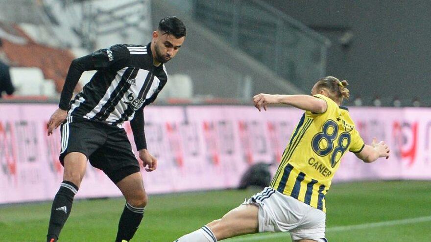 13. asistini yapan Ghezzal, Kasımpaşa maçında cezalı