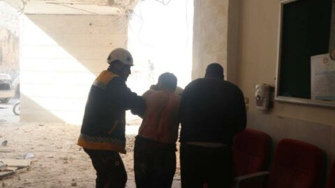 MSB: Esad İdlib'de yine sivilleri vurdu