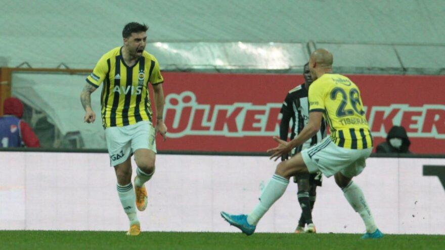 Fenerbahçe'de gecenin adamı Ozan Tufan! Beşiktaş'a attığı gol olay oldu…