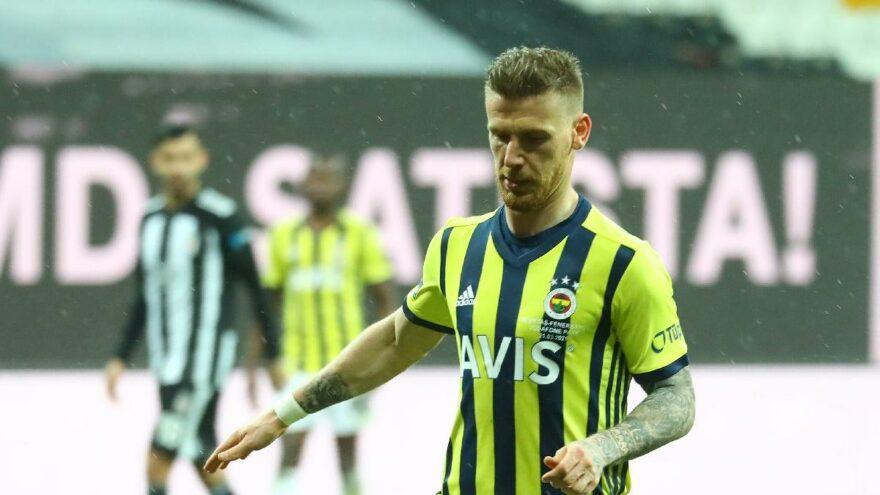 Fenerbahçe'de Serdar Aziz sakatlandı