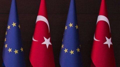 AB'den kritik Türkiye açıklaması: Yoldan uzaklaşıyor