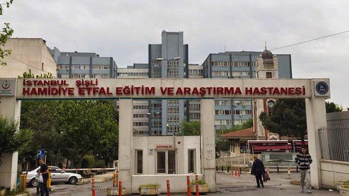 Gezi Parkı'nın devredildiği vakfa Şişli Etfal Hastanesi de verilmiş