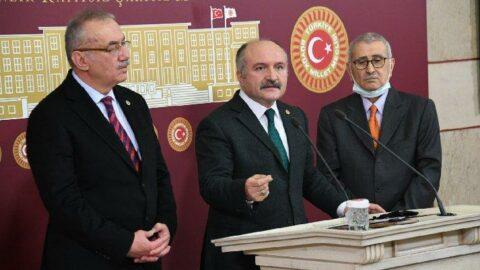 İYİ Parti'den Cumhurbaşkanı Erdoğan'a istifa ve seçim çağrısı