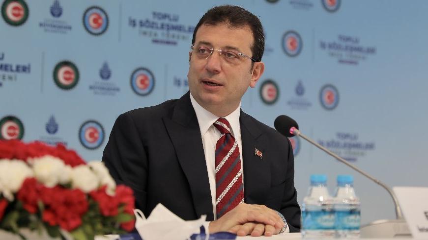 Ekrem İmamoğlu'ndan Fenerbahçe'ye tebrik... İstanbul Sözleşmesi açıklaması...