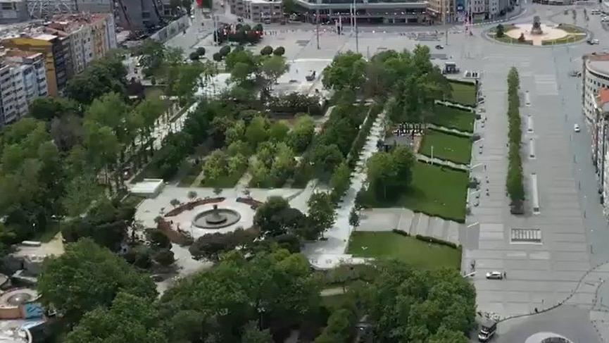 Gezi Parkı'nın devrine İstanbul halkından tepki: Gezi Parkı halkındır