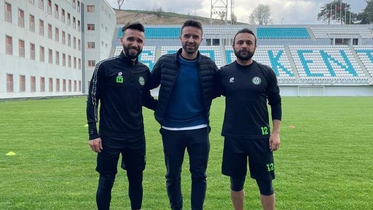 Gökhan Gönül, Görükle İpekspor'u ziyaret etti