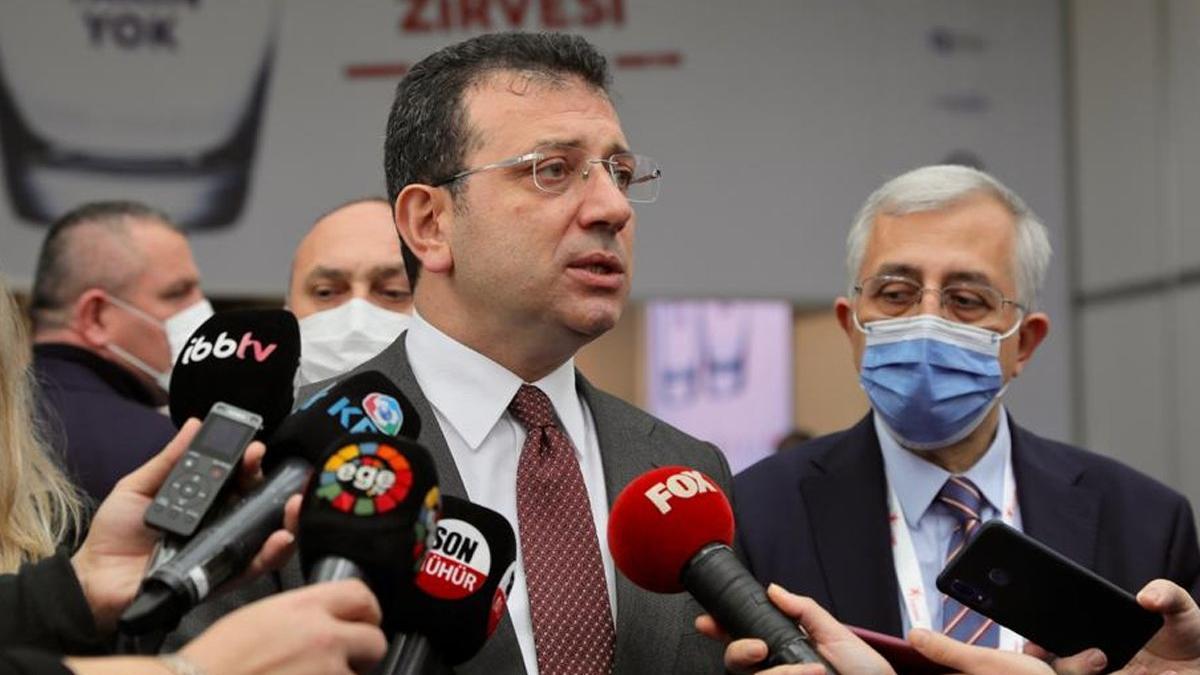 İmamoğlu'ndan Gezi Parkı açıklaması: Mülkiyet davası açıyoruz